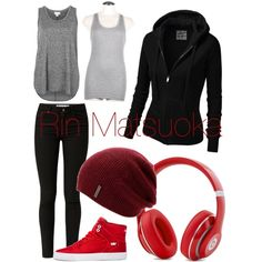 Rin Matsuoka- Free! Casual Cosplay, Cosplay Outfits, Anime Outfits, Simple Cosplay, Outfits For Teens, Cool Outfits, Casual Outfits, Fashion Outfits, Anime Inspired Outfits