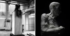 Self-Taught Sculptor Creates Incredible Realistic Sculptures And Dreams Of Becoming The Modern Michelangelo | Bored Panda