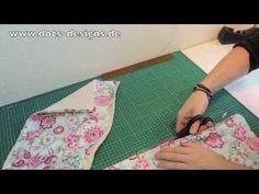DIY |  Loop Schal selber nähen | Nähen für Anfänger | Tutorial