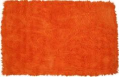 Flokati Orange- 39x58 by Flokati. $61.19. Made out of 100% Nylon