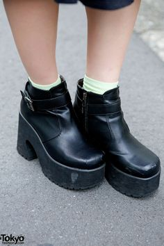 Pin Nap Ankle Boots