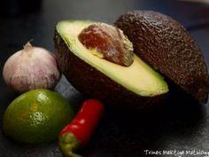 Guacamole- home made style Tex Mex, Guacamole, Vegan Recipes, Vegan Food, Avocado, Food Porn, Homemade, Dinner, Dressing