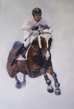 galería-de-caballos-pintados-al-oleo