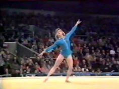 1970s Gymnast - Korbut, Saadi
