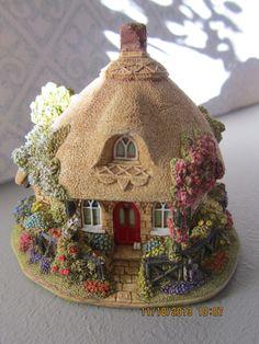 Fairy Tree Houses, Clay Fairy House, Fairy Village, Fairy Garden Houses, Miniature Fairy Gardens, Miniature Houses, Clay Houses, Ceramic Houses, Pumpkin House