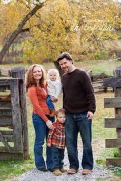 fall family pic idea