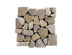 kamienna mozaika Yellow Marble - Panele i płytki kamienne, kamień elewacyjny, umywalki, wanny