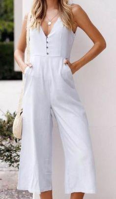 9877e855e53 Light Blue jumpsuit women  fashion  clothing  shoes  accessories   womensclothing  jumpsuitsrompers