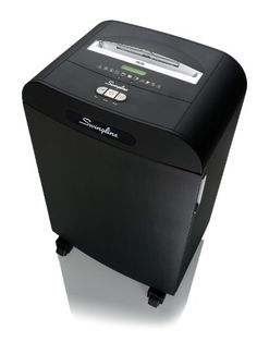 Shop Swingline DS22-13 Strip-Cut Jam Free Shredder, 22 Sheets, 5-10 Users (1758575) online at lowest price in india and purchase various collections of Shredders in Swingline brand at grabmore.in the best online shopping store in india