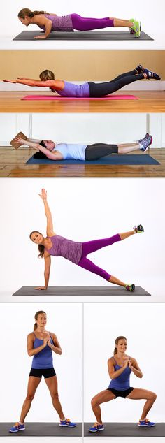 The 5-Minute Workout Even the Busiest of Girls Can Make Time For