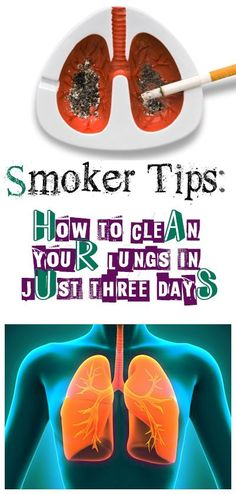 It doesn't matter if you are a smoker or not to have problem with your lungs. Some people have been smoking for years and still have well-functioning lungs. Anyhow, if you need to clean your lungs, there are a few ways, given by specialists, to make you and your lungs feel better. Just follow …Continue reading...
