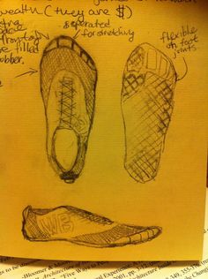 This is an instructable for making your own pair of shoes with materials you can buy in an art store or a fabric store. I base my technique off of traditional shoe. Make Your Own Shoes, How To Make Shoes, Homemade Shoes, Shoe Goo, Do It Yourself Fashion, Barefoot Shoes, Shoe Pattern, Art Store, Leather Working