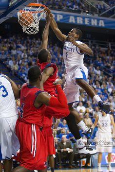 """""""I like 3's, but I love dunks."""" - Coach Cal"""