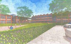 School, Painting, Art, Hu Ge, Art Background, Painting Art, Kunst, Paintings, Performing Arts