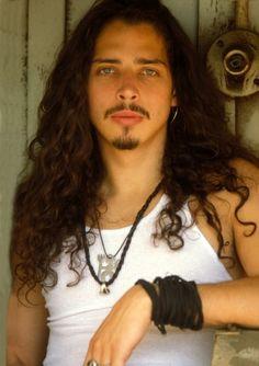 Chris Cornell soundgarden era mid '90's