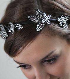 Bridal Headpiece | DIY Headband | Kids Craft Ideas from @Jo-Ann Fabric and Craft Stores