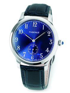 Chris Hemsworth Wears Fabergé Agathon Chronograph Watch