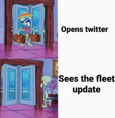 leaves twitter fleets meme Funny Memes About Work, Work Memes, About Twitter, New Twitter, Oh The Irony, Social Media Digital Marketing, Paper Plane, Life Memes, Mom Blogs