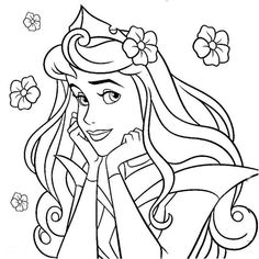 Princess Cinderella Coloring Pages Ideas | Fashion | Pinterest ...