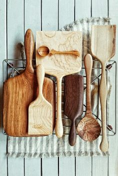 Polders Old World Market - High Quality Wooden Utensils