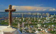#Cartagena, uno splendido villaggio di pescatori sulla costa caraibica della #Colombia / seguici su www.cocoontravel.uk  #curiosity