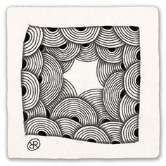 Bring out the artist inside you with the Zentangle Method. An easy-to-learn, relaxing, and fun way to create beautiful images by drawing structured patterns