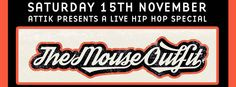 SOTONIGHT | The Mouse Outfit LIVE at Attik Space (RoXX) Southampton - http://www.sotonight.net/event-tickets/the-mouse-outfit-live-at-attik-space-roxx-southampton/    Attik Hip Hop PresentsTHE MOUSE OUTFIT (Live) + Dr Syntax & Sparkz  BUY TICKETS Winner of the Wordplay 2013 Album of the Year. Included in ABC News' top 50 albums of 2013. + Support From ROUTE TO ROOTS (Live) The Mouse Outfit are a production team and 9 piece hip hop band centered ...
