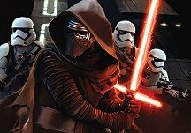 Fototapety Star Wars 7 The Force Awakens | DECOTREND star wars room