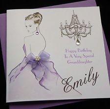 personalised handmade cards - Google Search