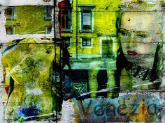 'love - Venezia' von Gabi Hampe bei artflakes.com als Poster oder Kunstdruck $20.79