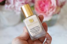 This is the first in my new series of foundation reviews! This was a regular feature on my blog back in the day (you can have a browse at previous ones here) and I'm so happy to bring it back… Katie Snooks, Waterline Eye Liner, Double Wear Foundation, Estee Lauder Double Wear, Eyeliner, Perfume Bottles, How To Wear, Happy, Blog