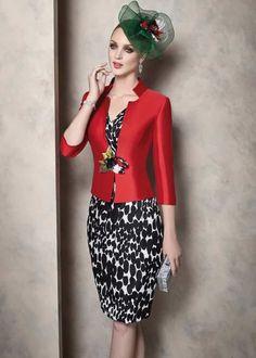 A1926, Ángela Ariza Coats For Women, Clothes For Women, Runway Fashion, Womens Fashion, Casual Wedding, Dress Suits, Quinceanera, Jacket Dress, Dress To Impress