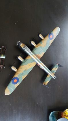 Airfix Avro Lancaster 617 Squadron Dambusters Lancaster, Scale Models, Aircraft, Aviation, Scale Model, Planes, Airplane, Airplanes, Plane