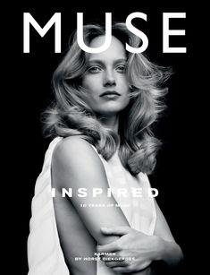 Muse Magazine S/S 2015 | Karmen Pedaru by Horst Diekgerdes  [