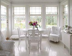 BLANCO Y VINTAGE PARA UNA CASA EN NORUEGA / WHITE AND VINTAGE IN A NORWEGIAN HOUSE | desde my ventana.blog de decoración