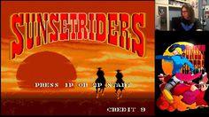 Sunset Riders ● Прохождение ● Sega Classic, Baseball Cards, Sports, Hs Sports, Sport