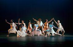 Senior choreography showcase