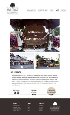Cass Moore Design : Ash Grove Web Design