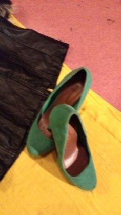 Setje 4 schoenen