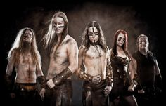 """(Folk Metal) Ensiferum is a very famous folk metal band from Finland. The """"Victory Song"""" is great!"""