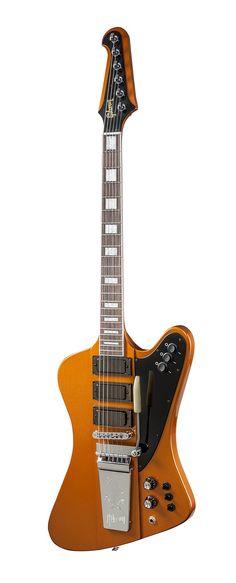 Gibson Skunk Baxter Firebird in Copper Metallic... like the rocker switches