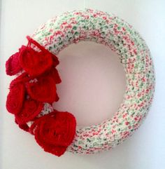 How To Crochet a Heart: Christmas Craft - Make it Merry!