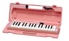 #鍵盤ハーモニカ #自分だけピンクだったw