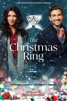 Family Christmas Movies, Christmas Movie Night, Christmas Ring, Family Movies, Holiday Movies, Best Hallmark Christmas Movies, Christmas Books, Merry Christmas, Películas Hallmark