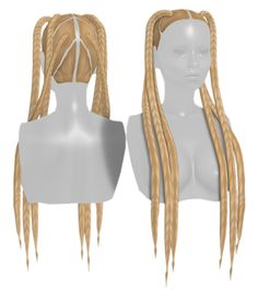 Paradinha Hair - Grams Sims