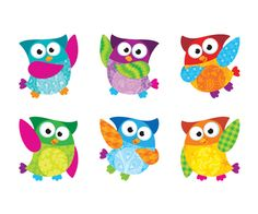 Owl-Stars! Classic Accents Variety Pack (T10996) #school #education #decorations