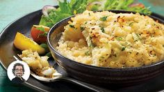 Try this cod brandade recipe. Creating delicious meals will be more than ever at your fingertips. Fish Recipes, Seafood Recipes, Confort Food, Good Food, Yummy Food, Cod Fish, Fish And Seafood, Risotto, Gourmet