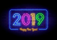 Happy New Year 2019 : QUOTATION - Image : Quotes Of the day - Description Happy New Year 2019 by zaniman on Creative Market Sharing is Caring - Don't Happy New Year Wishes, Happy New Year 2019, 2017 Quotes, Abuse Survivor, Year Of The Pig, Marketing Quotes, Top Quotes, Celebration Quotes, Are You Happy