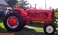 Allis Chalmers-a great tractor
