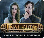 Final Cut #1: Death on the Silver Screen Collector's Edition iPad
